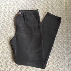 Juicy Couture Distressed Gray Skinny Jeans Pants 8